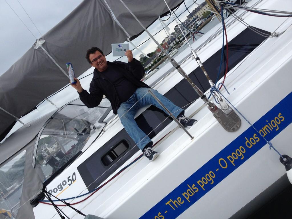 Pogo 50, big yacht.