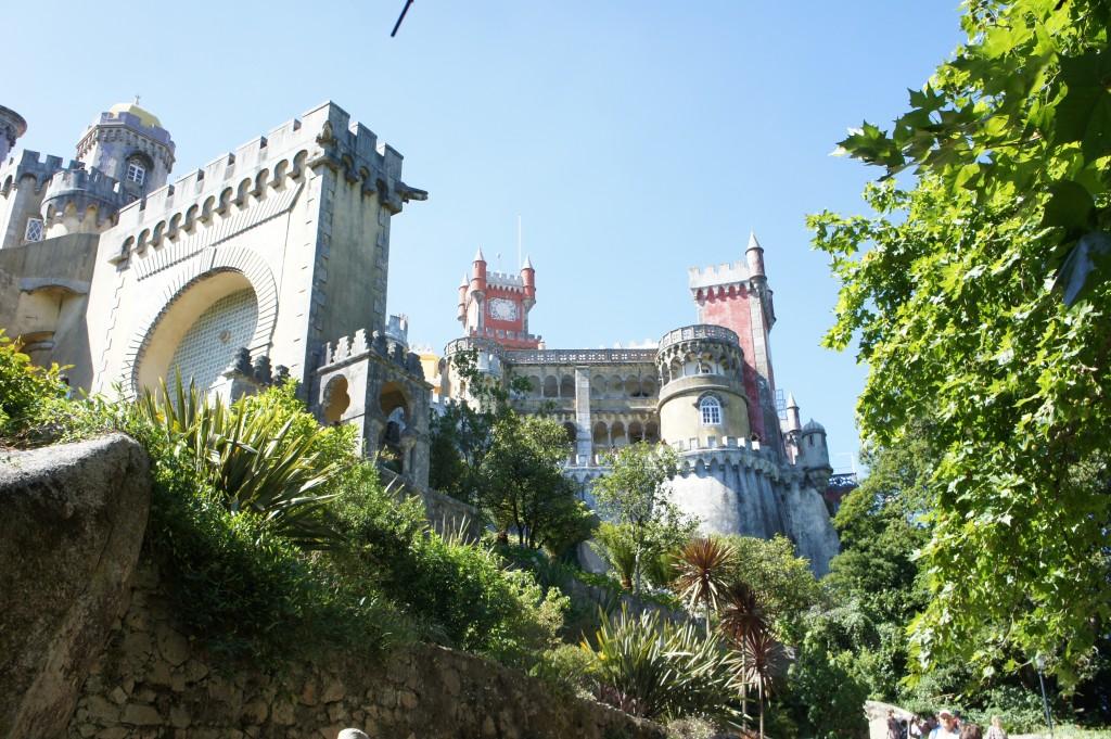 Sintra, Chateau Pena